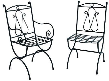 Poltrone In Ferro Battuto.Poltrone E Sedie Chairs And Armchairs L Arte Del Ferro Battuto